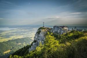 Panoramablick am Hochfelln © Double-M Madeleine Mitrovic