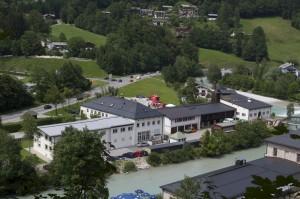 Salzbergwerk Berchtesgaden © Foto Salzburg Research