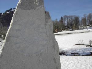 Lithopunkturstein © Tourismusverband Hallein/Bad Dürrnberg