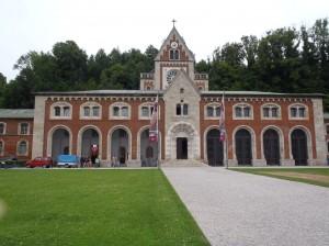 Alte Saline Bad Reichenhall © Salzburg Research