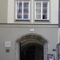 Trakl Gedenkstätte © Salzburg Research