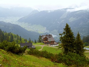 Gabolenzer Hütte © SalzAlpenSteig e.V.