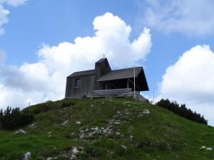 Kapelle am Hochfelln © SalzAlpenSteig e.V.
