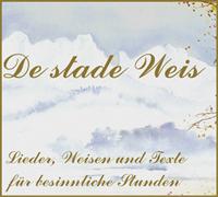 CD-Cover: De stade Weis © Bergknappenmusikkapelle Bad Dürrnberg